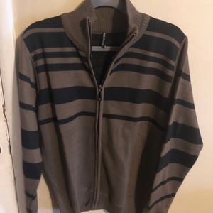 Other - Men's Zip down sweater top